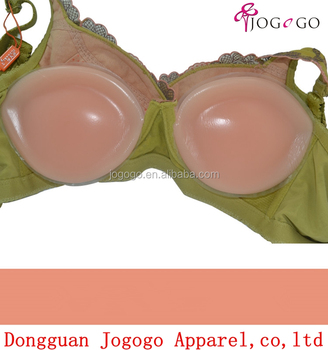 Breast enhancement bra