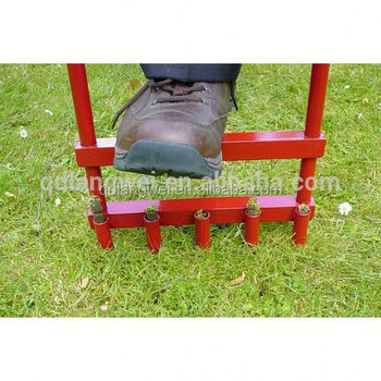 Lawn Aerator For Sale >> High Quality Steel Manual Lawn Aerator Buy Manual Lawn Aerator