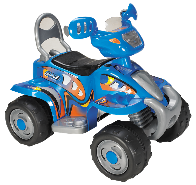 Hot sale outdoor beach big four-wheel battery operated ride on children ATV