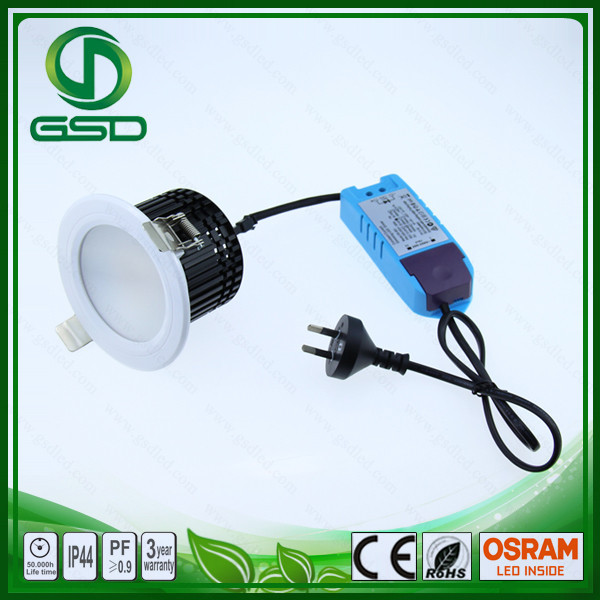 "Hot new products for 2015 110V 3000K color UL Certified 4"" 6"" LED downlight"
