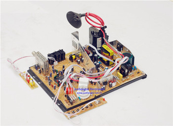 Tv Circuit Diagram | 14 34 Inch Universal Tv Circuit Diagram