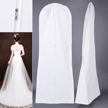 Customized Long Clear Wedding Dress Garment Bag Wholesale View Clear Wedding Dress Garment Bag Wmzd Product Details From Cangnan Perfect Bags Co Ltd On Alibaba Com