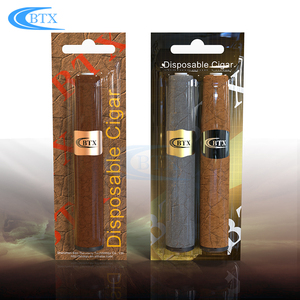 Buy online store best price 900mah E Cigar disposable e cigar with 0mg cuban flavors