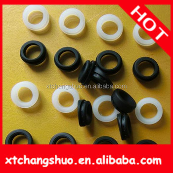 Rubber Flat Washers Sealing O Ring / Clear Silicone O- Ring / Shower ...