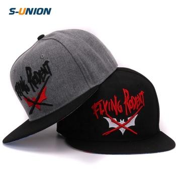 S-UNION baby Snapback cap cool sun hat child flat brim baseball cap kids hip 49e0af5de7c2