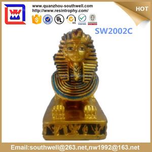 Sphinx Statue Resin Sculpture, Sphinx Statue Resin Sculpture