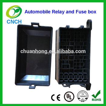 Automotive Relay Wire Harness Fuse Box Panels With Terminals ...