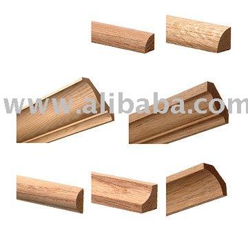 Molduras de madera otros madera identificaci n del - Molduras de madera ...