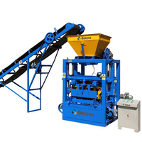 small production interlocking brick machinery for CHB blocks machine price in the philippines