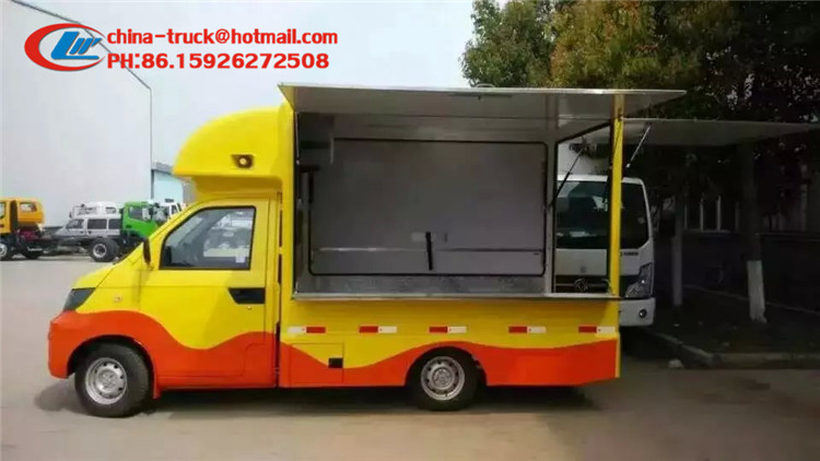 Fast Food Car For Sale