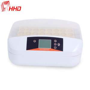 HHD high hatching rate 32A chicken eggs incubator CE approved hot sale in Africa