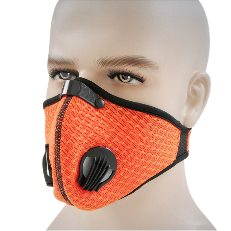 Clever Mouth Mask Cotton Cute Pm2.5 Anti Haze Black Dust Mask Nose Filter Windproof Face Muffle Bacteria Flu Fabric Cloth Respirator Factories And Mines Back To Search Resultsbeauty & Health Health Care