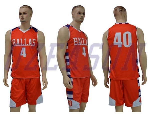 502d15cac Wholesale men's basketball shorts on line custom basketball uniform free  design