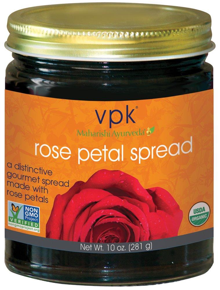 Organic Rose Petal Spread, 10oz (281g)