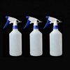 pe hdpe pet airless spray bottle spray bottle 100ml 250ml 500ml trigger pump plastic bottles