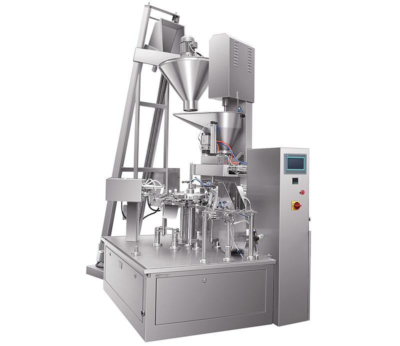 Pickles packaging equipment premade pouch packaging machine