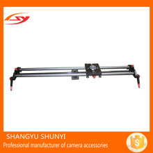 Professional DSLR Camera Shooting Slider Rail Sliding 120cm Carbon fiber Video Camera Slider