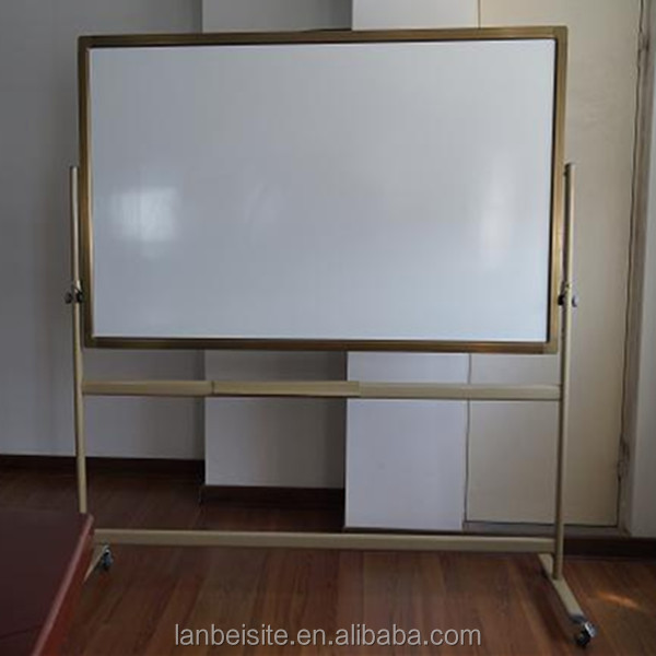 Lb-01 Multifuctional Double Sided Reversible Moveable Whiteboard ...
