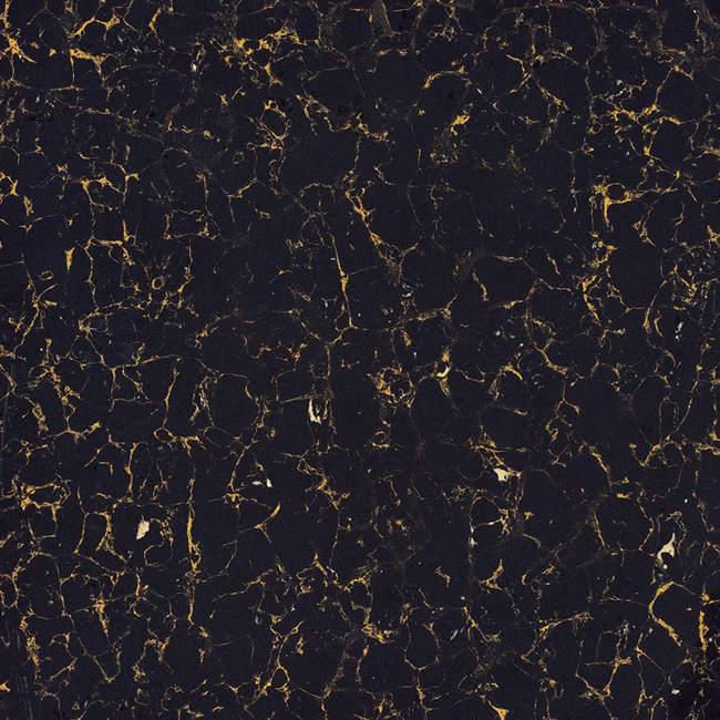 Foshan Pulati Black Gold Sparkle Floor Tile Buy Black