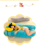New fashion big bed for sleeping stuffed plush toys best quality form China