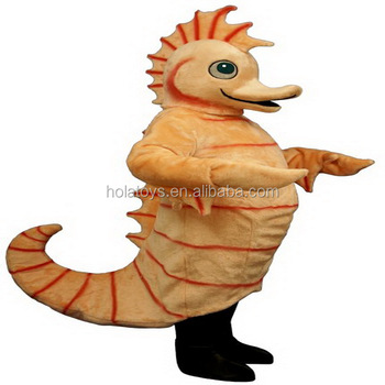 オレンジ色の衣装タツノオトシゴはいはい大人海の動物 Buy タツノオトシゴ衣装オレンジ衣装衣装のための大人 Product On Alibabacom