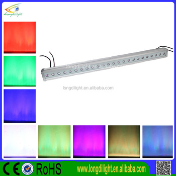 24 X 3w Rgb 3in1 Ip65 Dmx Outdoor Led Wall Washer