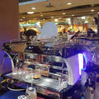 Commercial Espresso Cofee Machine with Two Group-CRM3201