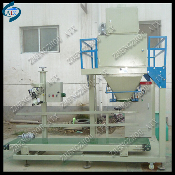 10-60kg/bag Rice Packing Machine/grain Packing Machine/food ...