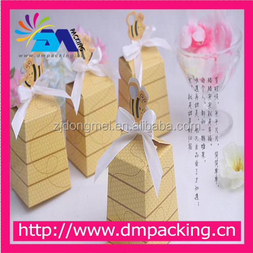 de839e56b6c1 2016 Fashion Wedding Favor Box Cute Type