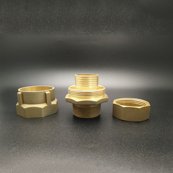 Brass Pipe Adapter Water Oil Air Gas Female Male Pipe Air