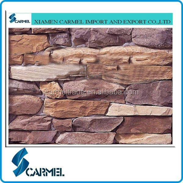 Professional beautiful cultural stone artificial