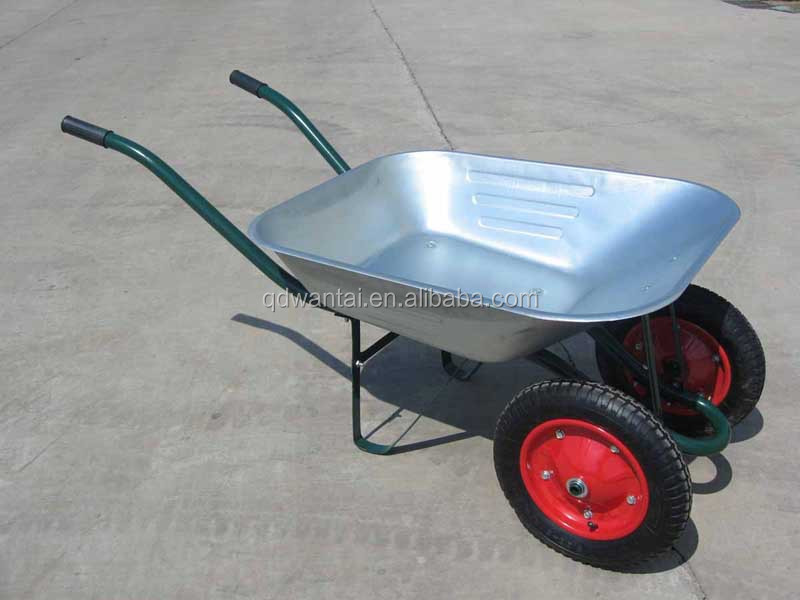 WB6203S heavy loading electric industrial wheelbarrow