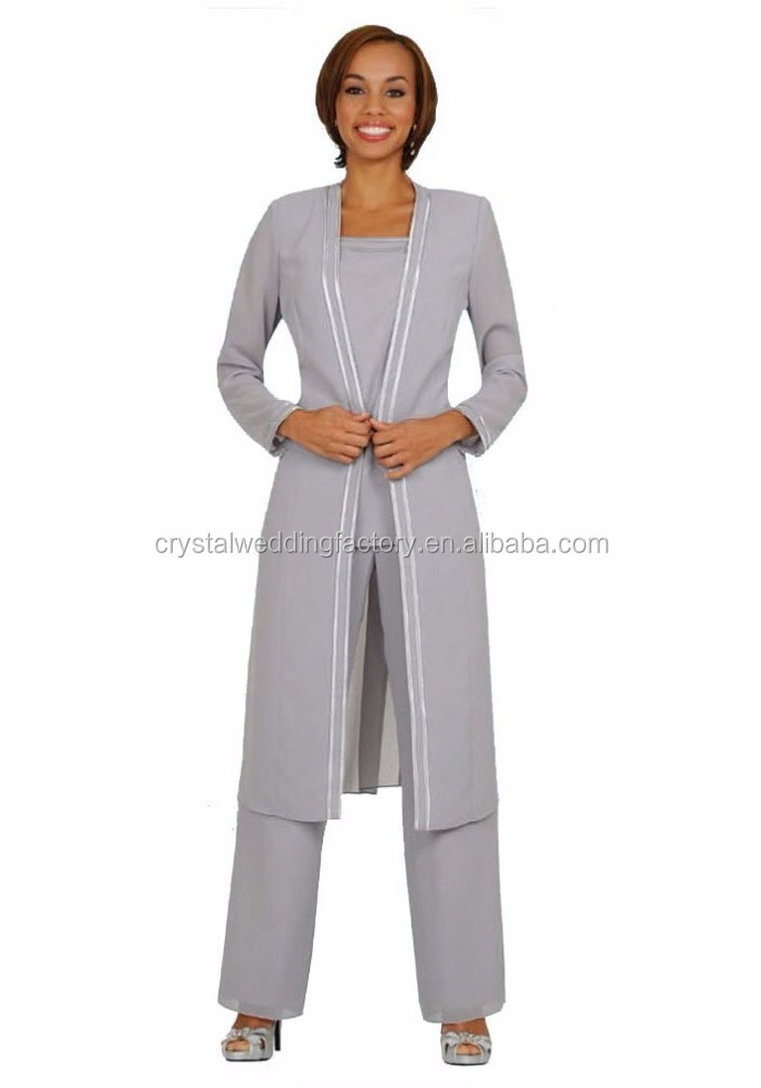 Plus Size Mothers Groom Cheap Pant Suits Mother Of The Bride Dresses ...