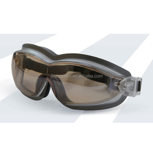 One-piece design with wrapround frame military safety goggles for army