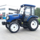 Escort 70HP Tractor with Rice Paddy Tire
