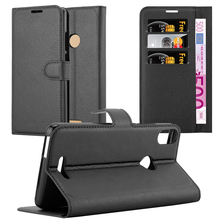 Lichee Wallet Flip Magnet PU leather Case Capa Do Telefone Para Wiko Ver Max