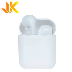 Competitive price I9 TWS wifi earphone mini earpiece,oem wireless headphone,sport headset stereo earbuds test passed