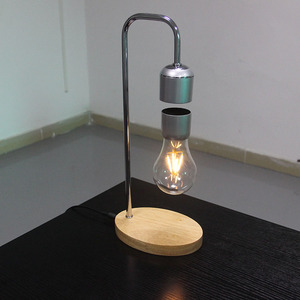 Very cool magnetic floating desk lamp gooseneck lamp magnetic base LED floating lamp