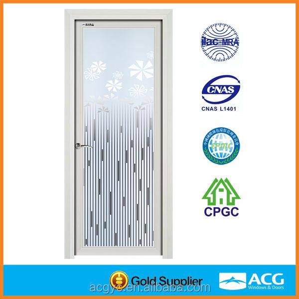 Aluminium Single Door Design China Supplier