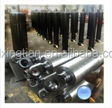 price hydraulic actuating cylinder , telescopic hydraulic cylinder for tipper truck , hydraulic cylinder end caps