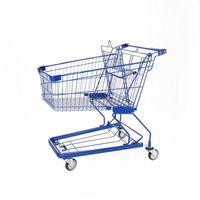 Ownace cheap popular folding grocery shopping cart