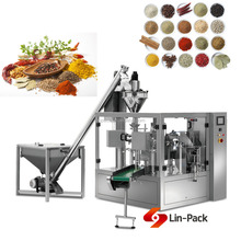 Detergent Milk Powder Filling and Sealing Automatic Pouch Packing Machine