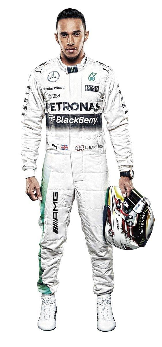 Lifestatix - Lewis Hamilton Formula 1 Driver