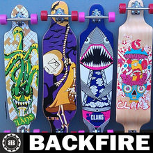 Backfire 2012 Wooden Skateboard Complete @ Best Price Professional Leading Manufacturer