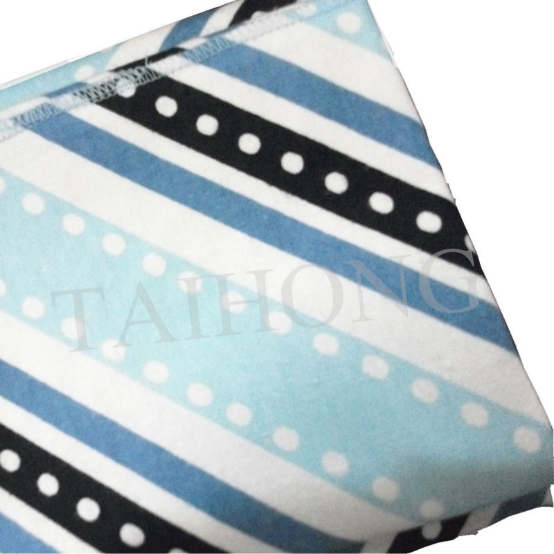 Cotton Flannel Towels \dyed Cotton Flannel Fabric For Cleaning Cloth