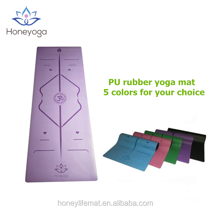 Pu Leather Gymnastics Gym Fitness Exercise Folding Mat PU Yoga Mat