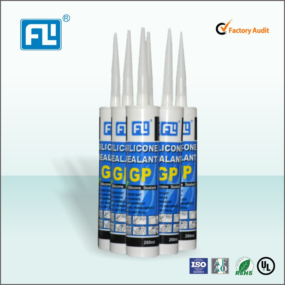 FL hot best sale superior weatherability high density silicone sealant for construction uses