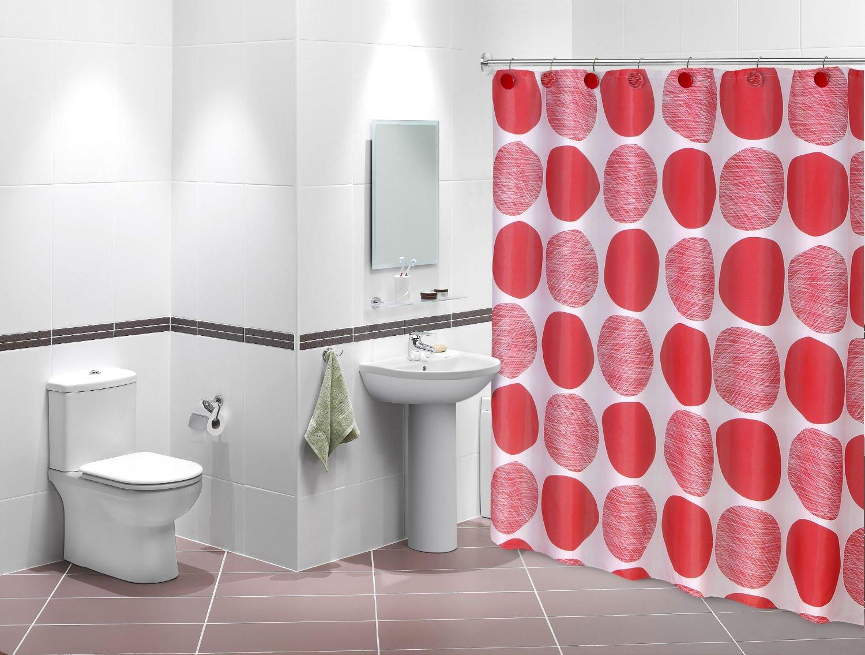 Florida Brands Matilda Design Rope Shower Curtain Set