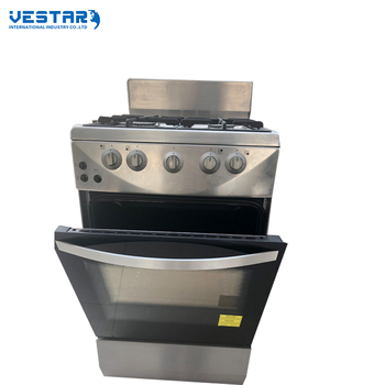 Hot-selling top quality new type free standing gas oven with stove