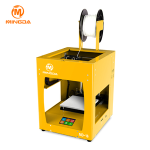 Hot Selling MINGDA FDM 3D Printing Machine Carbon Fiber 3D Printer 3 D House Printer China